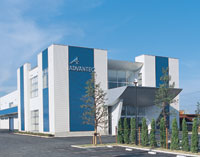 Advantec Corporate Headquarters