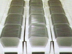 125mm Moncrystalline Silicon Wafers