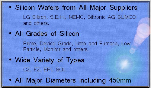 Bare Test Wafers Img 2
