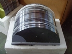 Coinrolled 300mm Scrap Wafers